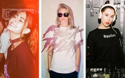 Dievčatá z F*CK THEM vyrážajú na klubové turné. Tieto ženy dokážu spraviť rovnakú párty ako naši najlepší DJs
