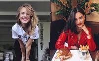 Dievčatá z našich krajín, do ktorých sa ihneď zamiluješ. Najkrajšie Slovenky a Češky si dokážu ľahko podmaniť Instagram