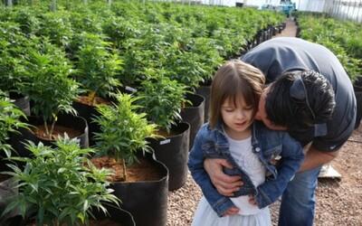 Dievčatko sa vyliečilo užívaním marihuany: dokáže chodiť aj rozprávať