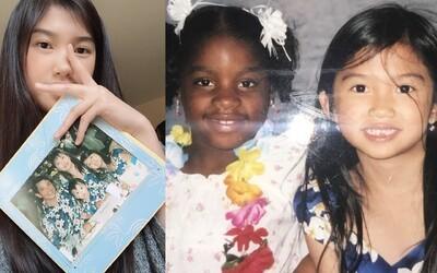 Díky Twitteru našla kamarádku z dětství. Její příběh sdílelo přes 100 tisíc lidí