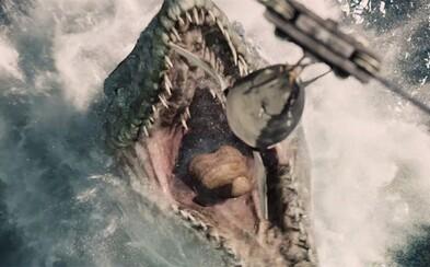 Dinosaury z Jurského sveta sa nám ukazujú v nových spotoch