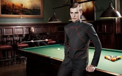 Dior Homme predstavuje kampaň na jeseň a zimu