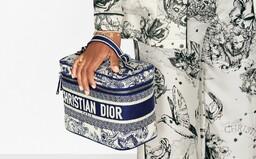 Dior po prvýkrát predstavuje domácu módu