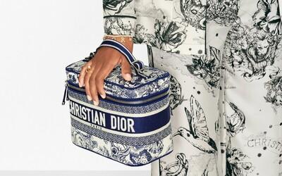 Dior poprvé představuje domácí módu