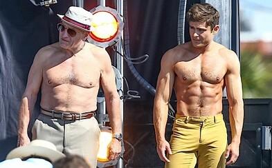 Dirty Grandpa sa teší pozitívnym ohlasom a Star Wars klope na dvojmiliardovú bránu