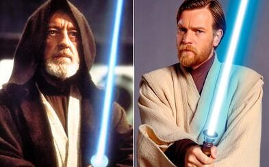 Disney a Lucasfilm plnia želania všetkých fanúšikov Star Wars. Chystajú totiž sólovku o Obi-Wanovi s Ewanom McGregorom!