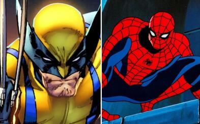 Disney+ bude vysielať animované klasiky, ako seriálový Spider-Man či X-Men