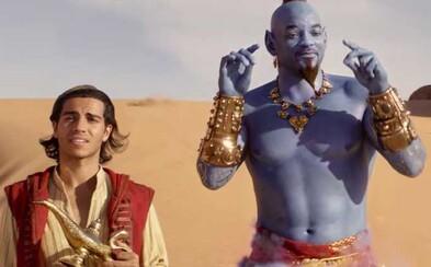 Disney chce natočiť pokračovanie miliardového Aladina