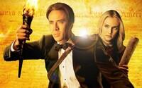 Disney+ chystá pokračování Lovců pokladů s Nicolasem Cagem. Přijde film i seriál.