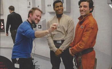 Disney láka na The Last Jedi ďalšou várkou fotiek z natáčania. Žeby sa skutočne blížil príchod traileru?