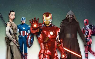 Disney má naplánované komiksové filmy od Marvelu a Star Wars príbehy až do roku 2030!