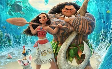Disney nás očarilo nádherným animákom o dobrodružstve na oceáne. Moana konkuruje Zootopii v úžasnom traileri!