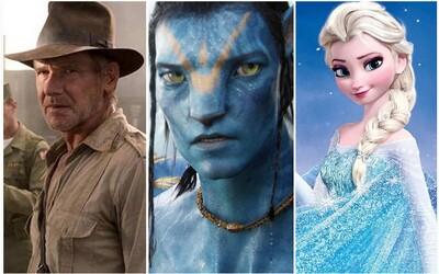 Disney ohlásilo premiéry na 4 roky dopredu. Ruší Gambita, no sľubuje viac marveloviek, pixaroviek a oscarových filmov
