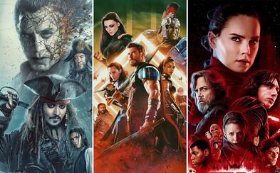 Disney opäť prekonalo ročné tržby v podobe 5 miliárd dolárov! A to nás ešte čaká Star Wars: The Last Jedi