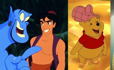 Disney plánuje priviesť k životu azda všetky svoje legendárne rozprávky vďaka hraným filmom