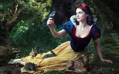 Disney pripravuje hranú verziu očarujúcej Snehulienky a jej siedmych trpaslíkov