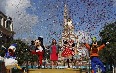 Disney propustilo 28 tisíc zaměstnanců svých zábavních parků