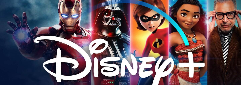 Disney+ sa na Slovensko tento rok nedostane. Poznáme konečný dátum vydania