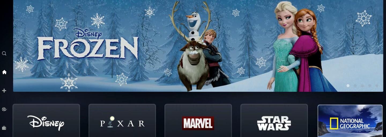 Disney+ štartuje v novembri. Aké seriály a filmy boli oficiálne potvrdené a koľko ťa vyjde mesačné predplatné?