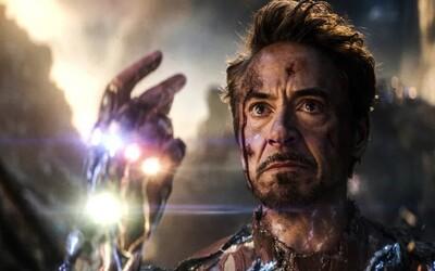 Disney tlačí Roberta Downeyho Jr. na Oscara za výkon v Endgame napriek tomu, že si to herec neželal