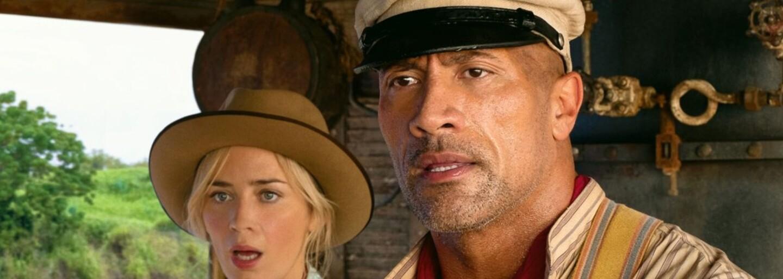 Disney už pracuje na Jungle Cruise 2. Vrátí se Dwayne Johnson i Emily Blunt