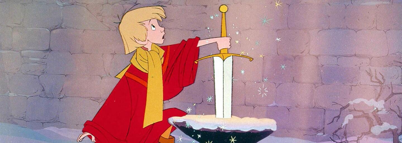 Disney vdychuje život legende The Sword in the Stone a príbehom nás prevedie scenárista Game of Thrones