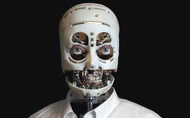 Disney vytvoril robota, z ktorého budeš mať husiu kožu: Dokážeš vydržať jeho uprený pohľad do očí?