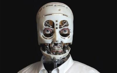 Disney vytvořilo robota, ze kterého budeš mít husí kůži: Dokážeš vydržet jeho upřený pohled do očí?