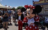 Disneyland na Floride opäť otvorili. V rovnaký deň pribudol v americkom štáte rekordný počet nakazených