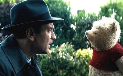 Disneyovka Christopher Robin je ambicióznym a citlivým filmom (Recenzia)