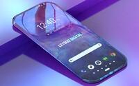 Displej z budúcnosti. Samsung vraj vyvíja novinku bez diery aj výrezu, selfie bude priamo v nej