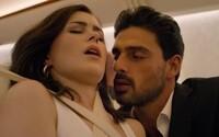 Diváci jsou šokováni orálním sexem v erotickém filmu 365 dní. Můžeš si na Netflixu pustit skutečnou sexuální scénu?