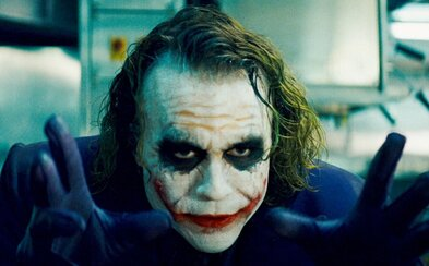 Diváci považovali obsadenie Heatha Ledgera za kastingový omyl histórie a neverilo mu ani štúdio Warner Bros.
