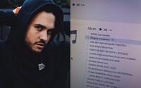 Díváme se na tracklist Pil Cho prvního sólového alba? Na spolupracích by se mohl objevit Rytmus, Aless i Lil Uzi Vert