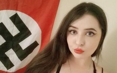 Dívku, která se zúčastnila soutěže Miss Hitler, odsoudili na 3 roky vězení