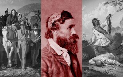 Divoký západ: Období genocidy, stažených skalpů a budování národní identity