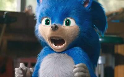 Dizajn filmového Sonica bude zmenený, kritika divákov bola pre tvorcov neúnosná