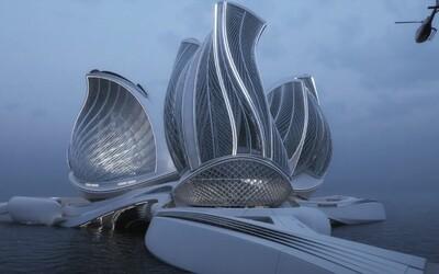 Dizajnérka zo Slovenska navrhla prototyp zariadenia na odstránenie plastu z oceánov. Vyhrala prestížnu architektonickú cenu