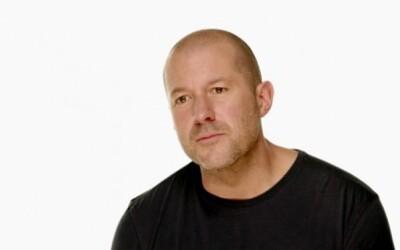 Dizajnová hlava Apple, Jonathan Ive a jeho pomoc charite