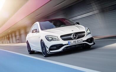 Dizajnový hit Mercedesu omladol. Inovácia neobišla ani najsilnejšie, 381-koňové AMG CLA 45