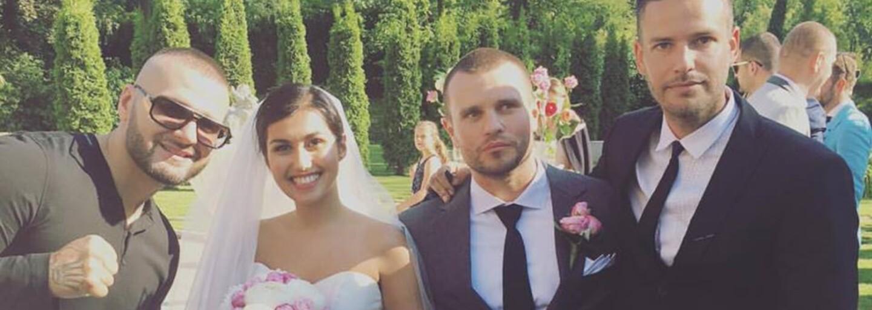 DJ Anys je druhým členom Kontrafaktu, ktorý vstupuje do manželstva