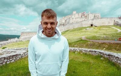 DJ EKG bude mať živý koncert na Spišskom hrade: O turné po slovenských hradoch som sa snažil 10 rokov, prispeje to k edukácii