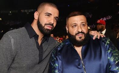 DJ Khaled a Drake skúšajú ovládnuť leto ďalšou spoločnou skladbou s názvom To the Max