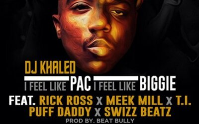 DJ Khaled a jeho motivačný track, v ktorom sa cíti ako 2 Pac a Biggie
