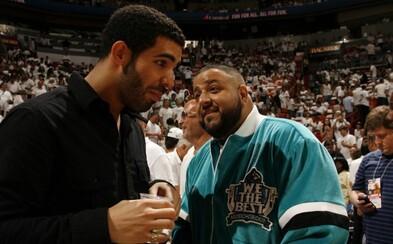 DJ Khaled si zavolal Drakea na letnú hymnu For Free. Ujme sa táto skladba?