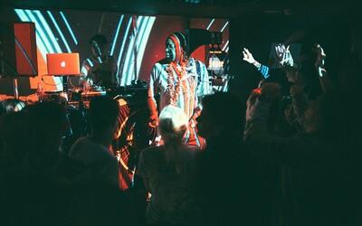 DJ Makoto a MC Conrad zahrali v Nu Spirit Clube na akcii SCENA_FM PRESENTS (Fotoreport)
