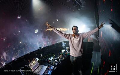 DJ Maztah: Dnes je hudba v klube len kulisa a hrá trošku druhé husle (Rozhovor)