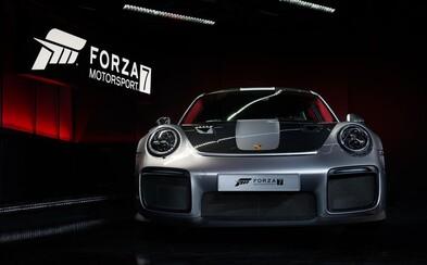 Dlho očakávaná a zároveň najvýkonnejšia 911-ka všetkých čias odhalená vo Forze Motorsport 7