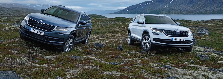Dlho očakávaná, úplne nová Škoda Kodiaq je realitou! Pozrite si ju detailne a spoznajte jej najväčšie tromfy