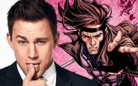 Dlho pripravovaný Gambit s Channingom Tatumom sa začne natáčať vo februári budúceho roka. Čo všetko o snímke zatiaľ vieme?